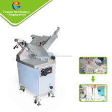 CE-Approved Industrial Automacit Frozen Goat Meat Slicer Cutting Machine