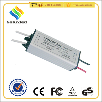 18w waterproof led power supply