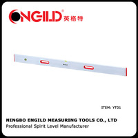level, spirit level, YT-01, aluminium screeding level 03