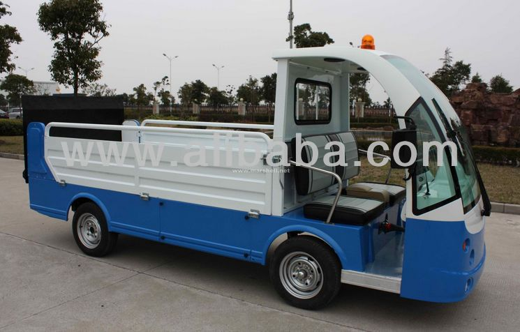 Lithium Battery System for Extended Range Electric Utility Truck / Optional Off Board Power