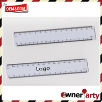 Advertising Promotional Gifts Plastic Ruler 6