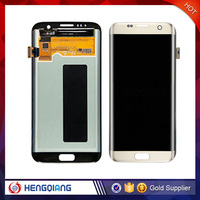 Wholesale Lcd Digitizer for samsung galaxy s7 edge lcd glass screen replacement