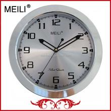 [MEILI] Aluminium Kitchen Wall Clock For Gifts