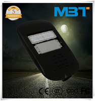 Gold supplier Hangzhou LED street light 5 YEARS warranty Moonlight box led lamps street mbt