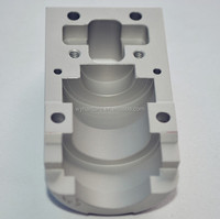 CNC Machining Services for complex design metal parts custom steel part