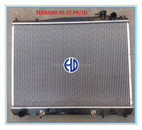 high quality aluminum car radiator for TERRANO PR50 TD27