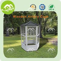Item -BC-1500 cheap bird cage wooden bird cage outdoor ,bird house