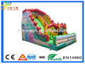 Princess style inflatable jumping dry slide for sale, commercial grade product