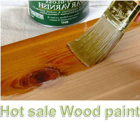 PU colorless cheap spray paint for wood furniture