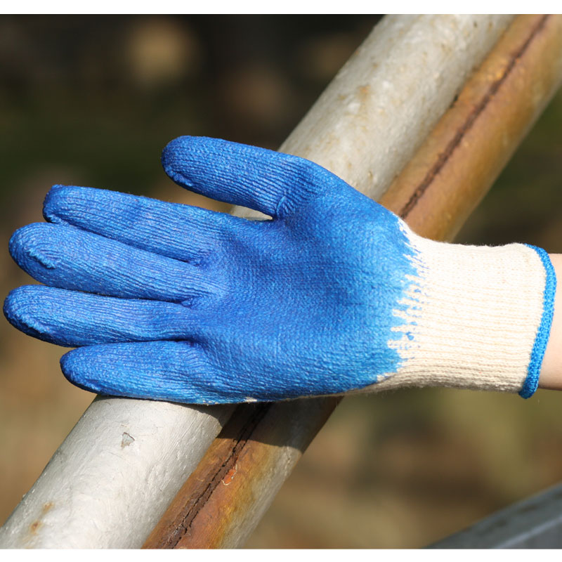 NMSAFETY Turky style daily work use with cheapest price of latex working gloves