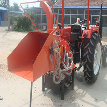 Manufacturer factory direct 3 point hitch wood chipper