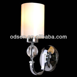 Saving design wall glass lamp zhong shan