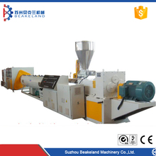 Awesome Plastic Pipe Plastic Hdpe Pp Pvc Corrugated Pipe Hose Duct Making Machine Production Line Extrusion Line