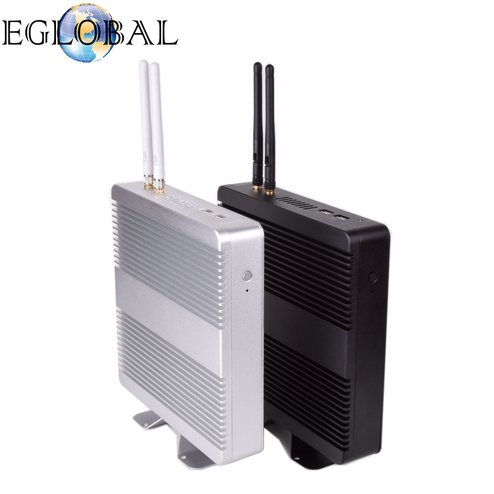 EGLOBAL V8-7100U No monitor mini pc Intel Core i3 7100U TV Box with WIFI 802.11b/<strong>g</strong>/n
