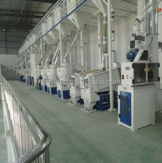 ISO CE BV ACME TUV price of ACME 10-1000TPD parboilied machine <strong>rice</strong> mills