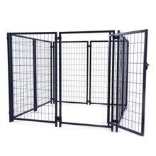 China Wholesale iron fence dog kennel