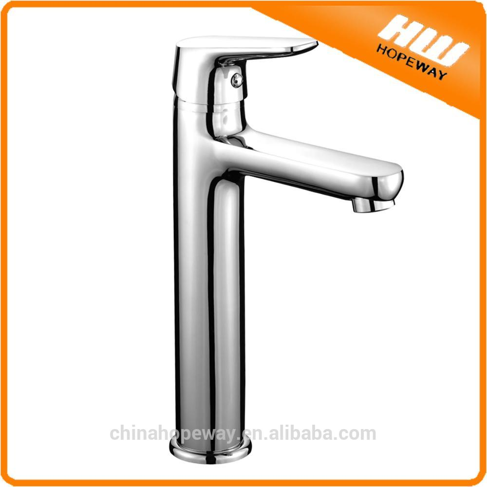 New Hot Style Basin bathroom Faucet Ceramic mixer taps chrome finished