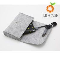 Felt smartphone solar charger case,battery charger case