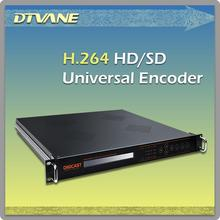 (DMB-8800) Universal 1-channel h.264 IP video encoder HDMI Encoder with CVBS/HD-SDI interface and ASI input for MUX