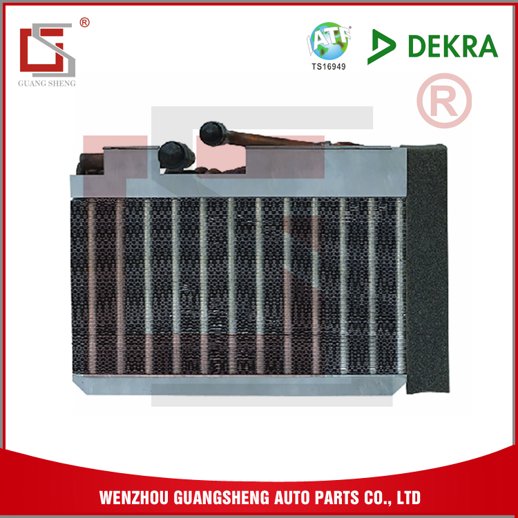 GUANGSHENG OEM Passenger Car Specially-Designed Condenser Evaporator Specification For Air Conditioner