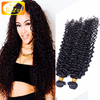 wholesale 7A hair extension no shedding virgin Indian hair,fashion kinky curly hair