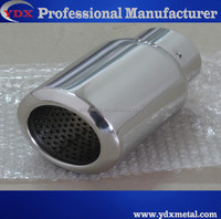foshan stainless steel exhaust perforated tube