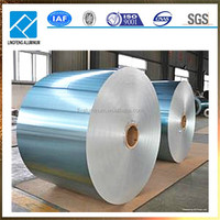 Aluminum Foil Alloy 8011 Used For Bubble Foil Insulation for Roofing