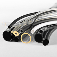 PVC Flexible Cable Protection Tube Cable