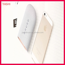 YASHI China factory aa battery emergency mobile phone charger 6000mAh double output solar charger