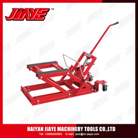 1500lbs Hydraulic ATV Lift Table Hoist Jack Stand