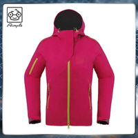 softshell sport jacket with air conditioning