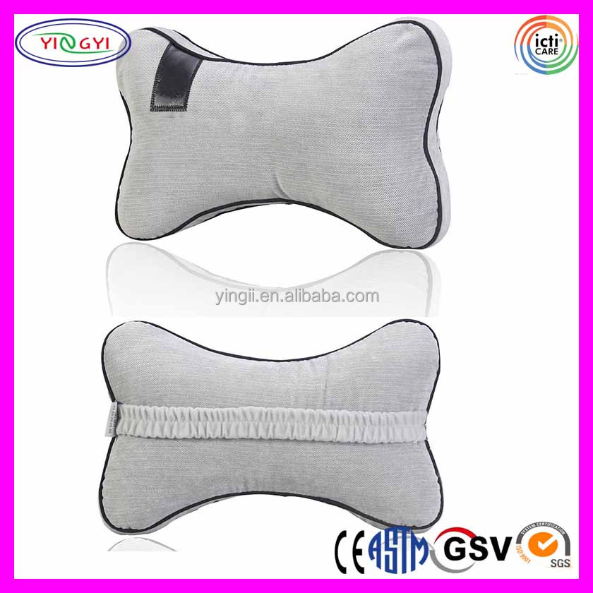 E428 Neck Support Cushion Pillow Driver Pain Free Memory Foam Travel Headrest Pillow for Neck Driver