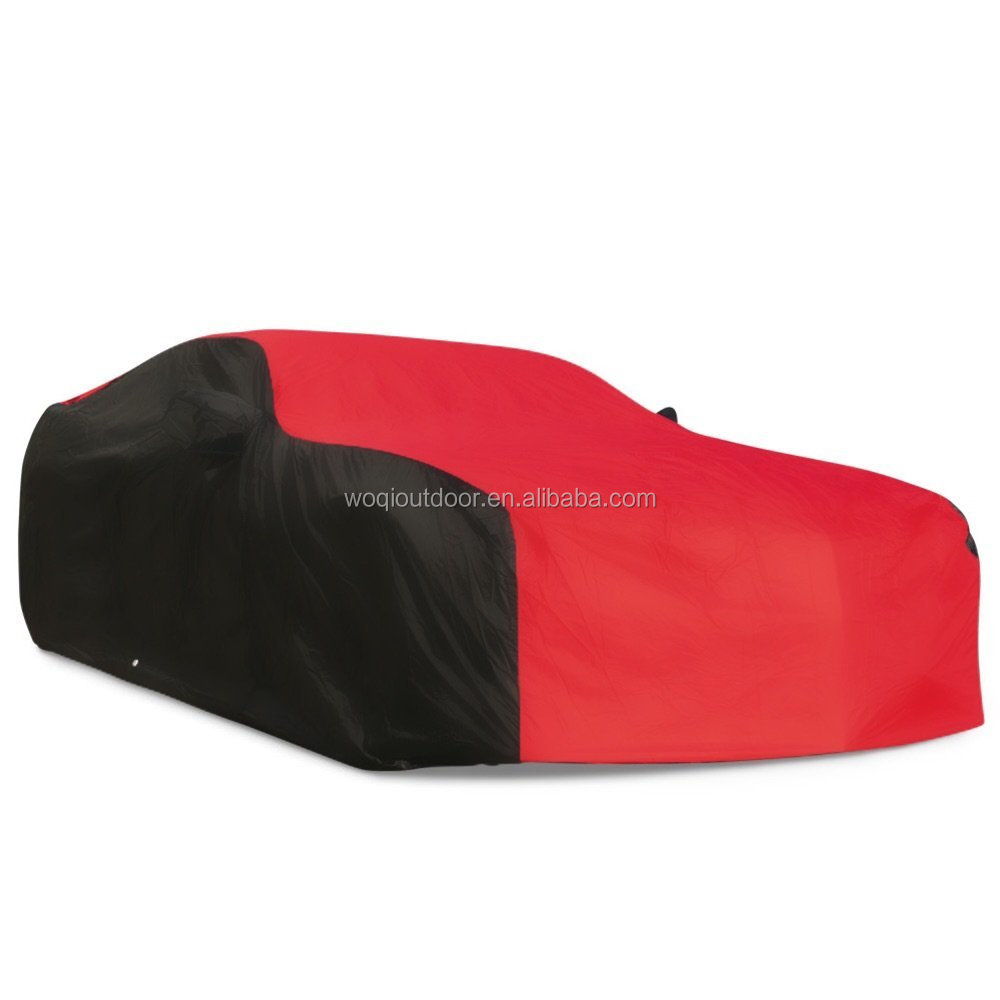 woqi-hot sale all weather waterproof fabric car cover for automobiles car seat cover
