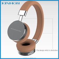 fashion invisible headset bluetooth 4.1 stereo ear phone headphones