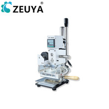 2018 Classical portable manual hot foil stamping machine Trade Assurance ZEUYA