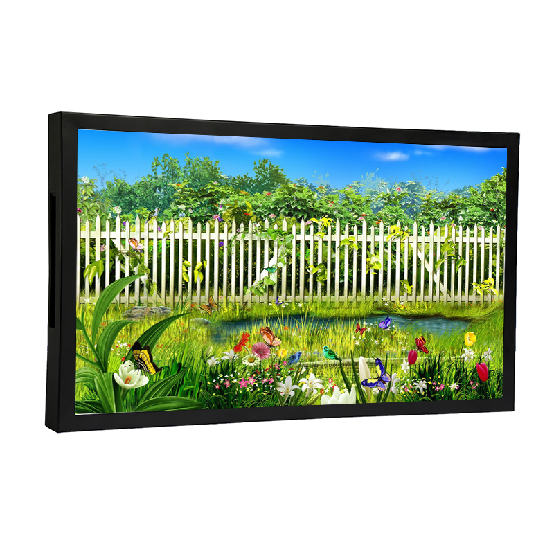 20inch indoor wall mounted tft commercial lcd digital ad display