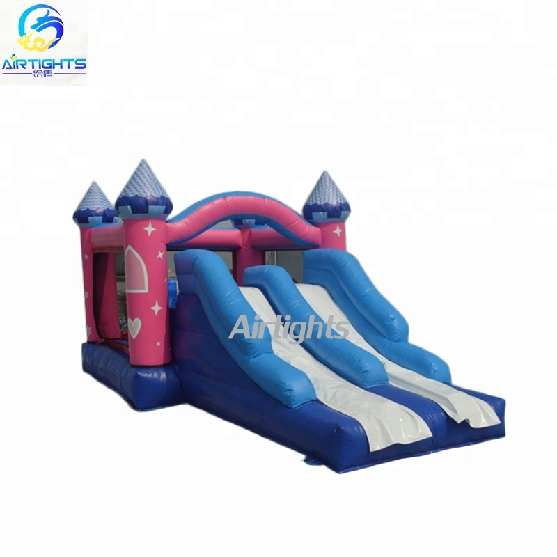 HOT sale to USA commercial grade inflatable combo jumping castle slide for kids