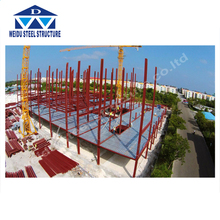 Steel structure hospital building modular hospital building modular hospital residence