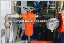 High pressure Axial Piston pumps for the pumping and metering of polyurethane components (Polyol and Isocyanate)
