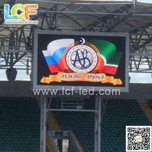 High brightness outdoor smd full color p8 led display/ led sign board for shop