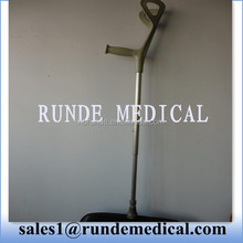medical light weight forearm crutches