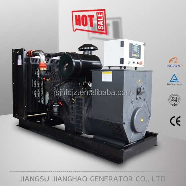 Standby 100kw China SDEC Diesel Generator set for sale 125kva electric power generator