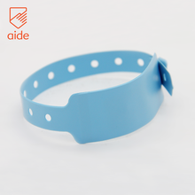 Custom Hospital Medical Long Range UHF Rfid Wrist Hand Band Chip Tag Smart Bracelet Water Price