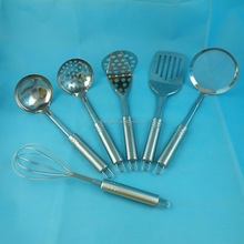 hot sell passed FDA or LFGB economic kitchen utensil set for cooking