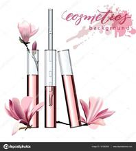 Digital Printing Commercial Cosmetics Poster Design