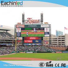 LED Video Wall P8mm Electronic Sport Advertising Perimeter LED Display For Sports Use