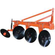 55hp 4wd farm tractor disc plough for sale