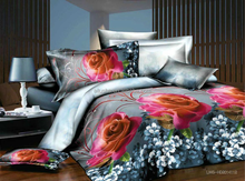 Big discount indian block 100% cotton red flower printed adult size woven hotel bedsheet