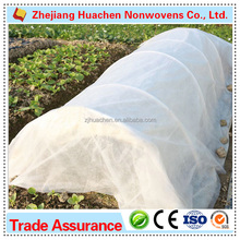 White Color 100% Polypropylene Nonwoven Fabric Agriculture
