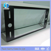 3mm 4mm 5mm tempered large glass panel